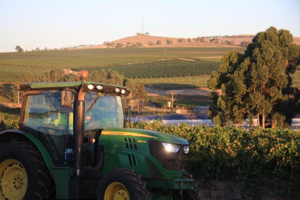 IMG_John Deere Tractor